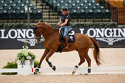 Voets Sanne, NED, Demantur<br /> World Equestrian Games - Tryon 2018<br /> © Hippo Foto - Sharon Vandeput<br /> 15/09/2018