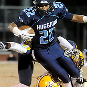 Hogard's Harrison Smith rushes against Cape Fear Friday November 21, 2014 at Hoggard High School in Wilmington, N.C. (Jason A. Frizzelle)