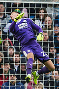 Jonathan Bond (GK) (West Brom) during the FA Cup fourth round match between Brighton and Hove Albion and West Bromwich Albion at the American Express Community Stadium, Brighton and Hove, England on 26 January 2019.