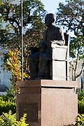 Campanha_MG, Brasil...Monumento em Campanha...A monument in Campanha...Foto: LEO DRUMOND / NITRO.....