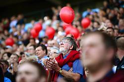 Bristol City fans - Mandatory by-line: Dougie Allward/JMP - 19/08/2017 - FOOTBALL - Ashton Gate Stadium - Bristol, England - Bristol City v Millwall - Sky Bet Championship