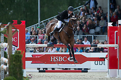 McNab Kevin (AUS) - Clifton Pinot<br />  CCI4* Luhmuhlen 2013<br /> © Hippo Foto - Jon Stroud