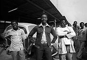 King Sunny Ade in Lagos 1979