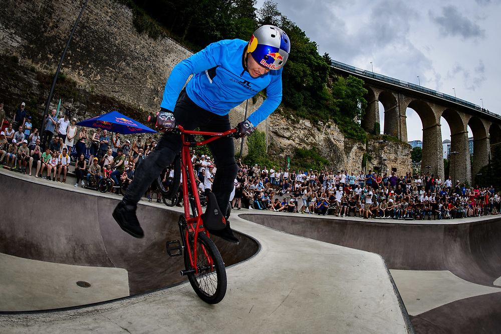 Red Bull 3 en 1 , Skatepark Peitruss, Luxembourg