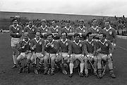 17/03/1970<br /> 03/17/1970<br /> 17 March 1970<br /> Railway Cup Final: Munster v Leinster at Croke Park, Dublin.<br /> The Leinster team.