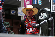 15 October 2010-New York, NY- Mckennon Wimberly at the The Professional Bull Riders' (PBR) Compettion in the Built Ford Tough Road to Las Vegas Series presented by Cooper Tires and held in New York's Times Square on October 15, 2010 in New York City. ..The Times Square competition is a special prelude event to the 2010 PBR World Finals. The 2010 PBR Ford Tough World Finals will take place October 20-24 in Las Vegas, where the coveted PBR Championship Buckle and a $1 Million bonus are up for grabs. Photo Credit: Terrence Jennings
