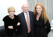 Anne Robinson speaking at an Addaction event in 2007, Mayfair, London, Great Britain <br /> 12th December 2007 <br /> <br /> Anne Robinson <br /> Charlie Wilson (ex-husband)<br /> Emma Wilson (daughter)