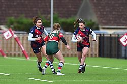 Lilly Stoeger of Bristol Bears Women - Mandatory by-line: Paul Knight/JMP - 11/01/2020 - RUGBY - Shaftesbury Park - Bristol, England - Bristol Bears Women v Firwood Waterloo Women - Tyrrells Premier 15s