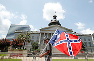 20150718 South Carolina KKK Rally