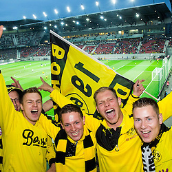 20150730: AUT, Football - UEFA Europa League 2015/16, Wolfsberger AC vs Borussia Dortmund