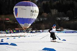 IURKOVSKA Olena, UKR at the 2014 IPC Nordic Skiing World Cup Finals - Middle Distance