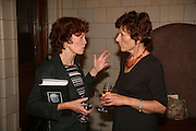 PAT KAVANAGH AND JANE MCKERON, Book launch for 'the Anti-social Behaviour of Horace Rumpole' by John Mortimer and 'A Voyage Round John Mortimer' by Valerie Grove. -DO NOT ARCHIVE-© Copyright Photograph by Dafydd Jones. 248 Clapham Rd. London SW9 0PZ. Tel 0207 820 0771. www.dafjones.com.