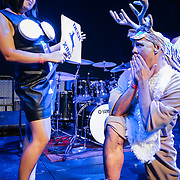 Most Creative Costume Contest winners - 12th Annual PULSE Ultimate Halloween Bash at EMP.
