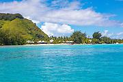 Tiahura, Moorea, French Polynesia