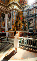 """Light from Heaven - Sistine Chapel - Basilica of Santa Maria Maggiore Rome""..."