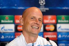 20140818 FC København træning og pressemøde