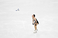Wakaba HIGUCHI Japan <br /> Ladies Free Skating  <br /> Milano 23/03/2018 Assago Forum <br /> Milano 2018 - ISU World Figure Skating Championships <br /> Foto Andrea Staccioli / Insidefoto