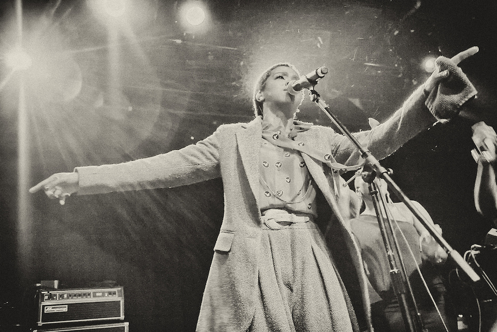 Lauren Hill performs at The Independent - San Francisco, CA - 11/18/12