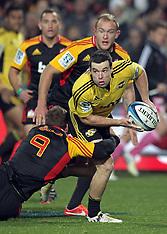 Hamilton-Super Rugby-Chiefs v Hurricanes