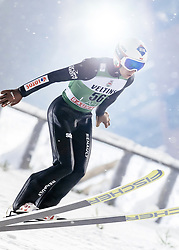 February 8, 2019 - Lahti, Finland - Kamil Stoch participates in FIS Ski Jumping World Cup Large Hill Individual training at Lahti Ski Games in Lahti, Finland on 8 February 2019. (Credit Image: © Antti Yrjonen/NurPhoto via ZUMA Press)
