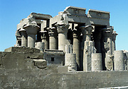 Hellenistic temple at Kawm Umbu (Kom Ombo) Egypt