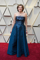 February 24, 2019 - Los Angeles, California, U.S - DEBORAH DAVIS during red carpet arrivals for the 91st Academy Awards, presented by the Academy of Motion Picture Arts and Sciences (AMPAS), at the Dolby Theatre in Hollywood. (Credit Image: © Kevin Sullivan via ZUMA Wire)