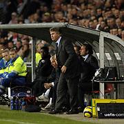 NLD/Eindhoven/20051101 - Champions League PSV - AC Milan, trainer Guus Hiddink