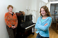 Hilversum 20061220<br />  Christiaan Huijgens College, Lydia Leibrandt
