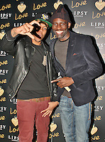 LONDON - November 06: Chip & Wretch 32 at the Lipsy London Love Launch Party (Photo by Brett D. Cove)
