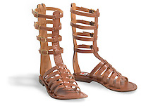 i love jc leather sandals