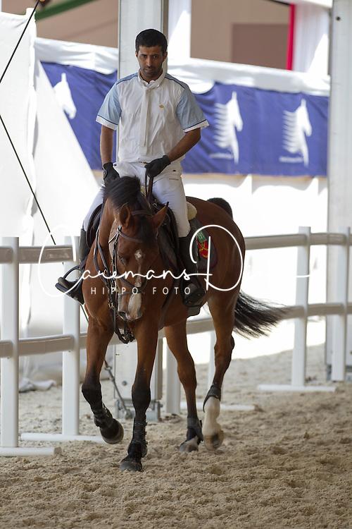 Grand Prix CSI2*<br /> Global Champions Tour - Abu Dhabi 2012<br /> &copy; Hippo Foto - Cindy Voss