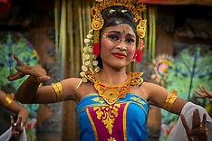 Jejog Dance, Tegalcangkring, Jembrana, West Bali