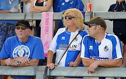 Bristol Rovers fans - Mandatory byline: Neil Brookman/JMP - 07966386802 - 08/08/2015 - FOOTBALL - Memorial Stadium -Bristol,England - Bristol Rovers v Northampton Town - Sky Bet League Two