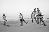 Reed Port A Beach Portraits