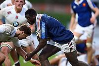 Fernandez Correa  - 31.03.2015 - France / Angleterre - 1/2finale des Championnats d'Europe des U18<br />Photo : Manuel Blondeau / Icon Sport