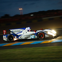 #47 Morgan Nissan, KCMG, drivers: Howson, Imperatori, Tuing, P2, Le Mans 24H 2013