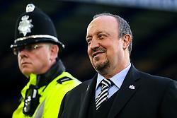 Newcastle United manager Rafa Benitez - Mandatory by-line: Robbie Stephenson/JMP - 23/04/2018 - FOOTBALL - Goodison Park - Liverpool, England - Everton v Newcastle United - Premier League