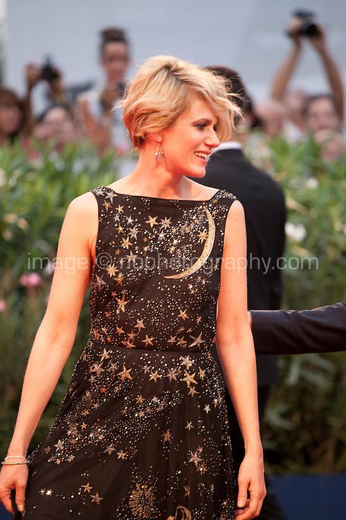 Sunrise Coigney at the gala screening for the film Spotlight at the 72nd Venice Film Festival, Thursday September 3rd 2015, Venice Lido, Italy.