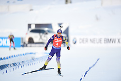 March 10, 2019 - –Stersund, Sweden - 190310 Johannes Thingnes Bö of Norway during the Men's 12,5 km Pursuit during the IBU World Championships Biathlon on March 10, 2019 in Östersund..Photo: Petter Arvidson / BILDBYRÃ…N / kod PA / 92255 (Credit Image: © Petter Arvidson/Bildbyran via ZUMA Press)
