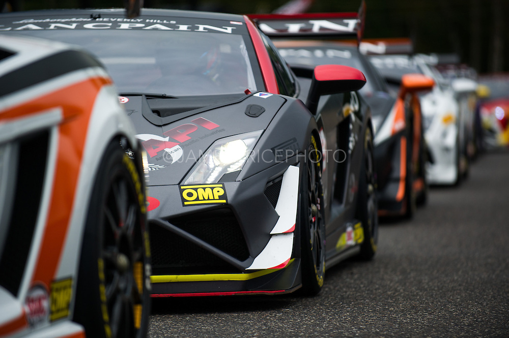 #33 James Sofronas / Lawrence Holden, GMG Racing, Lamborghini of Beverly Hills