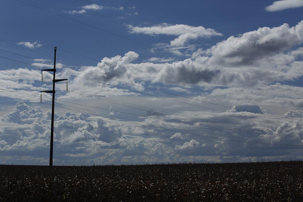 Uberlandia_MG, Brasil.<br /> <br /> Vista da beira da BR 050 em Uberlandia, Minas Gerais.<br /> <br /> View of the highway BR 050 in Uberlandia, Minas Gerais.<br /> <br /> Foto: LEO DRUMOND / NITRO