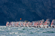 Races Day 1, 2013 Open Bic Worlds, Italy, Matias Capizzano