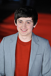 © under license to London News Pictures. Main star of the movie Craig Roberts on the red carpet at the premiere of 'Submarine' held at London's BFI on the Southbank.Photo credit should read THEODORE WOOD/LNP