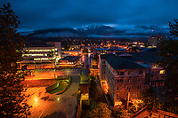 Juneau @ Night