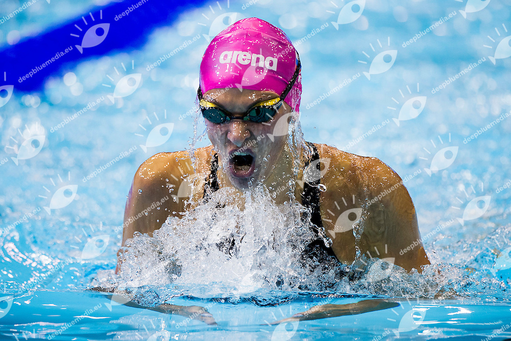 Yana Martynova Russia RUS<br /> 400 Medley Women Heat<br /> 32nd LEN European Championships <br /> Berlin, Germany 2014  Aug.13 th - Aug. 24 th<br /> Day06 - Aug. 18<br /> Photo A.Masini/Deepbluemedia/Inside