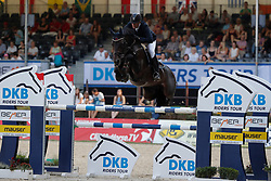 Knippling, Andreas (GER) Tannenhof´s Chacco Chacco<br /> Paderborn - Paderborn Challenge 2016<br /> © www.sportfotos-lafrentz.de