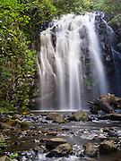Ellinjaa Falls, in the Atherton Tablelands of Queensland, Australia.