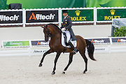 Jose Daniel Martin Dockx - Grandioso<br /> Alltech FEI World Equestrian Games™ 2014 - Normandy, France.<br /> © DigiShots