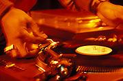 Jungle Brothers DJ Sammy B Dj'ing UK 1990's