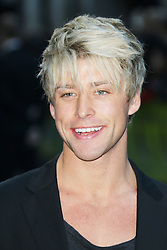 © Licensed to London News Pictures. 30/09/2013, UK.  Mitch Hewer, Filth - London film premiere, Odeon West End cinema Leicester Square, London UK, 30 September 2013. Photo credit : Richard Goldschmidt/Piqtured/LNP